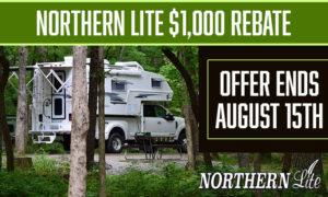 Northern Lite Rebate