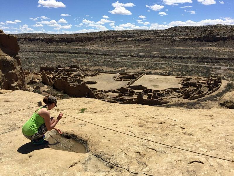 Pueblo Bonito Chaco Canyon