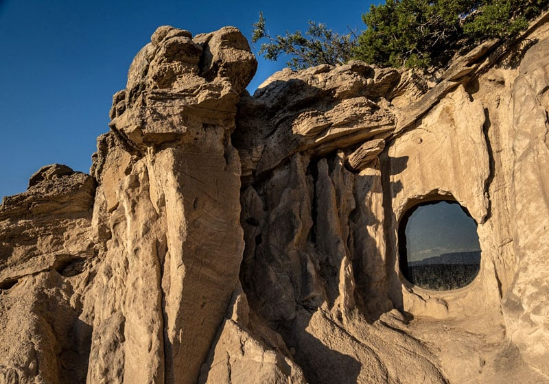 Windows Of The Earth Sand Cave