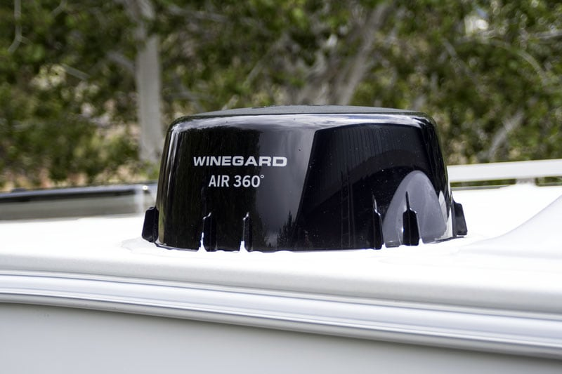Winegard Antenna Low Profile