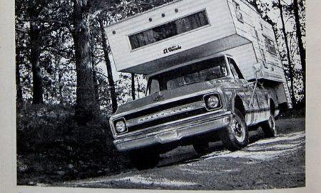 1969 Ed Dorado Campers