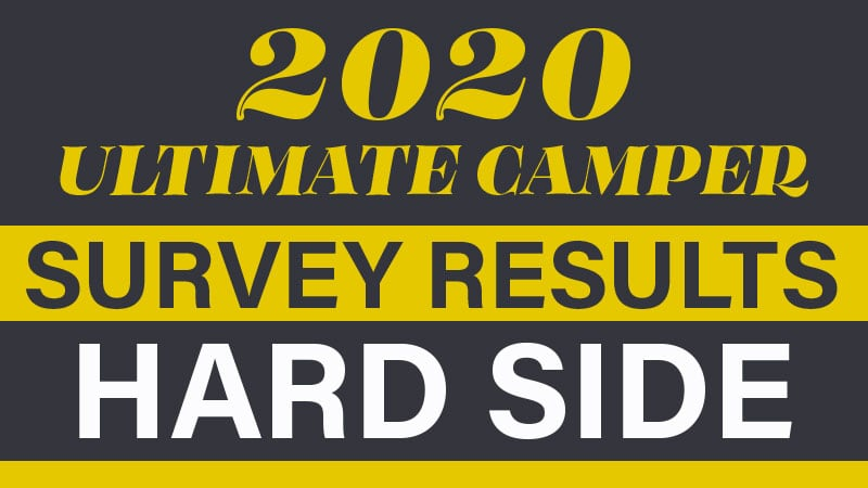 2020 Ultimate Camper Survey Results Hard Side