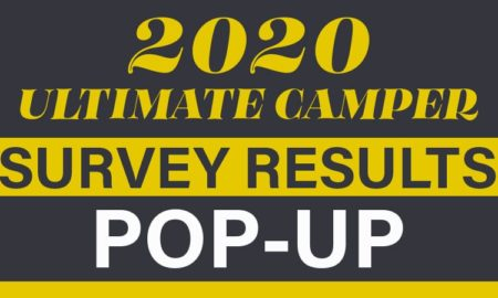 2020 Ultimate Camper Survey Results Pop Up