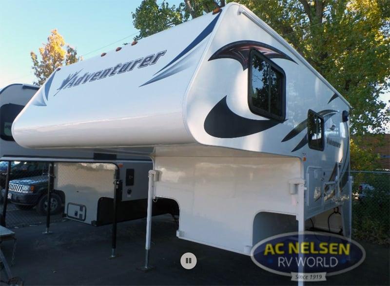 Adventurer Campers At AC Nelsen RV World