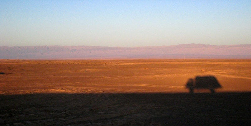 Atacama Desert is the Driest Desert In The World, Northern Chile