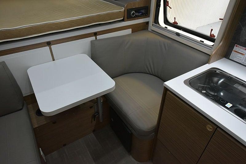 Cirrus 720 Dinette Seat Passenger's Side