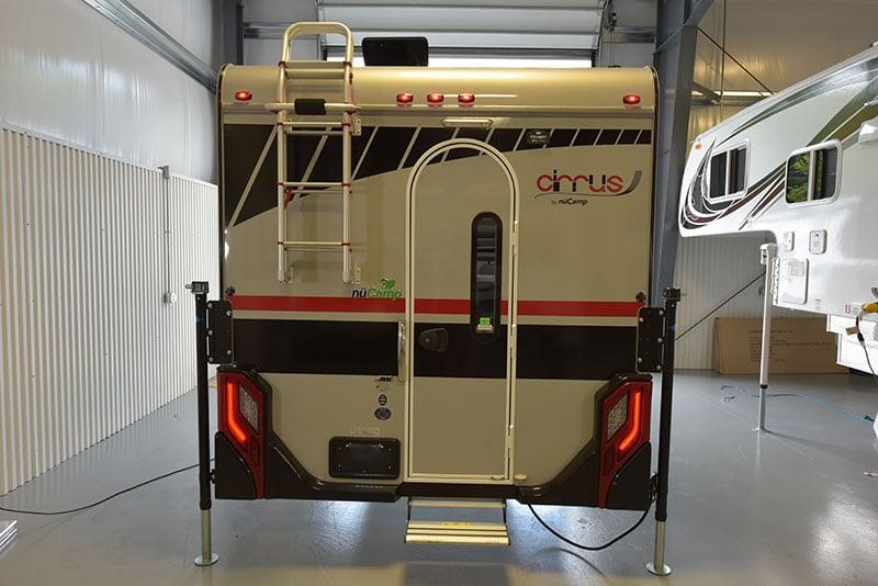 Cirrus 720 Exterior Wide Rear