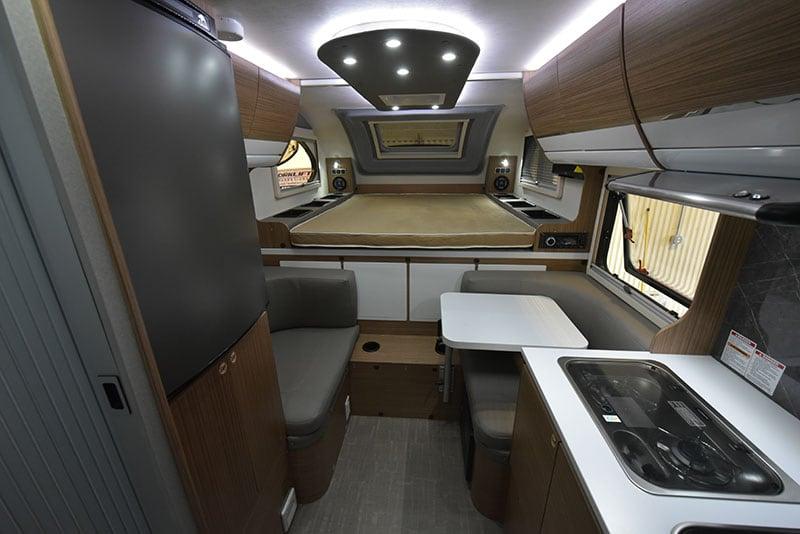 Cirrus 720 Interior