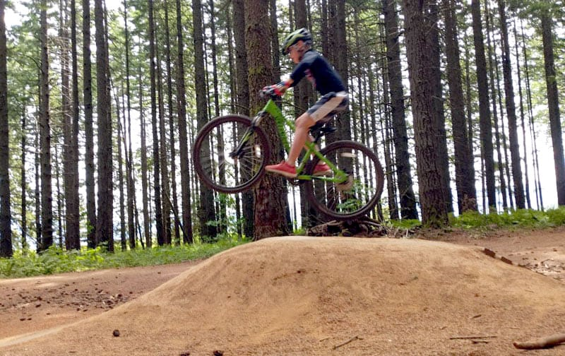 Trail Riding Bicycles