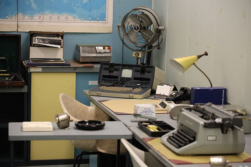 Diefenbunker Equipment Offices
