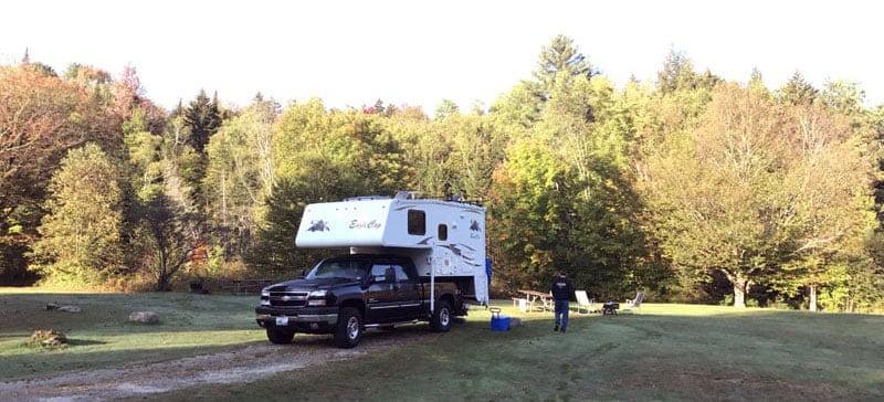 Eagle Cap Camper Bill Tex