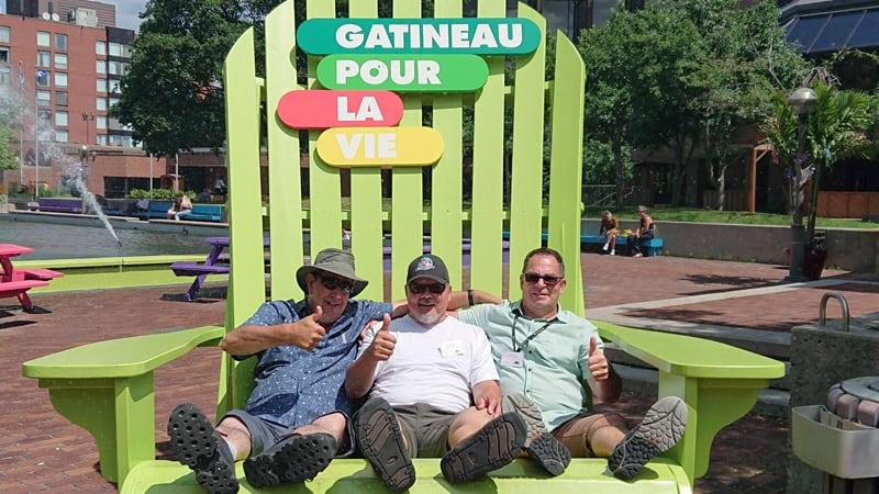 Gatineau Big Chair