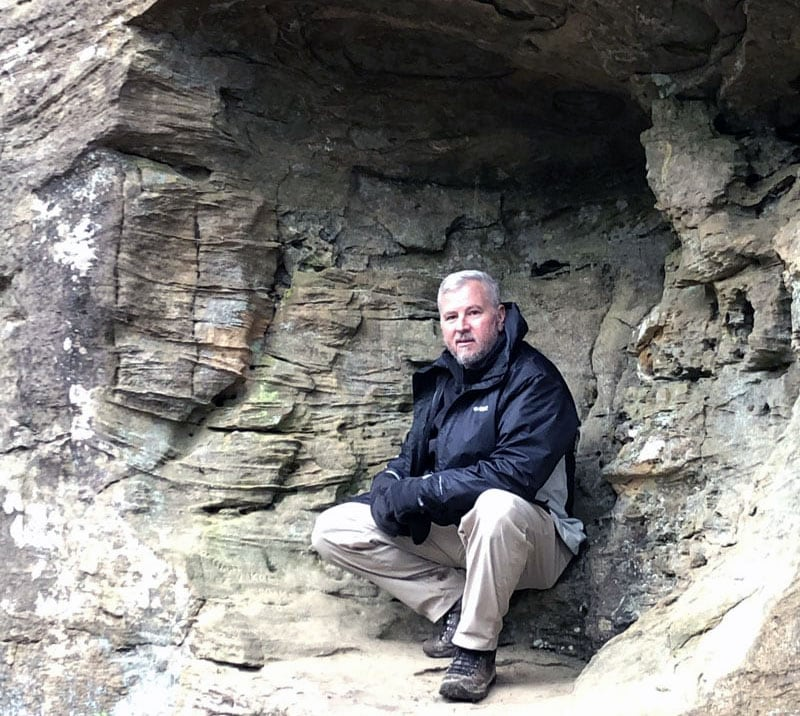 Hiking Around Red River Gorge area
