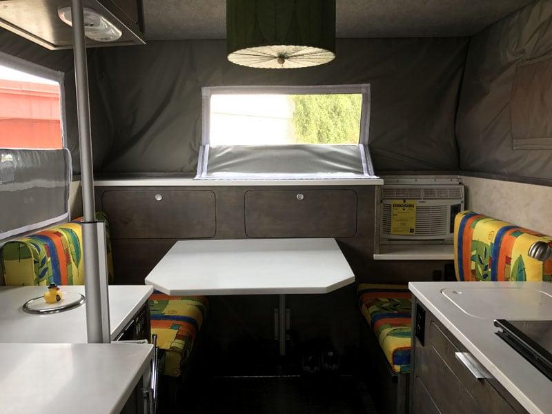 Interior Phoenix Statement Camper