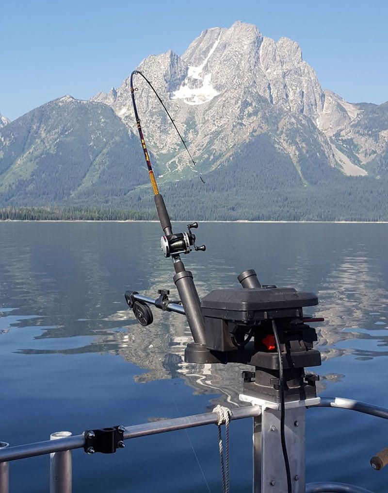 Jackson Lake Fishing