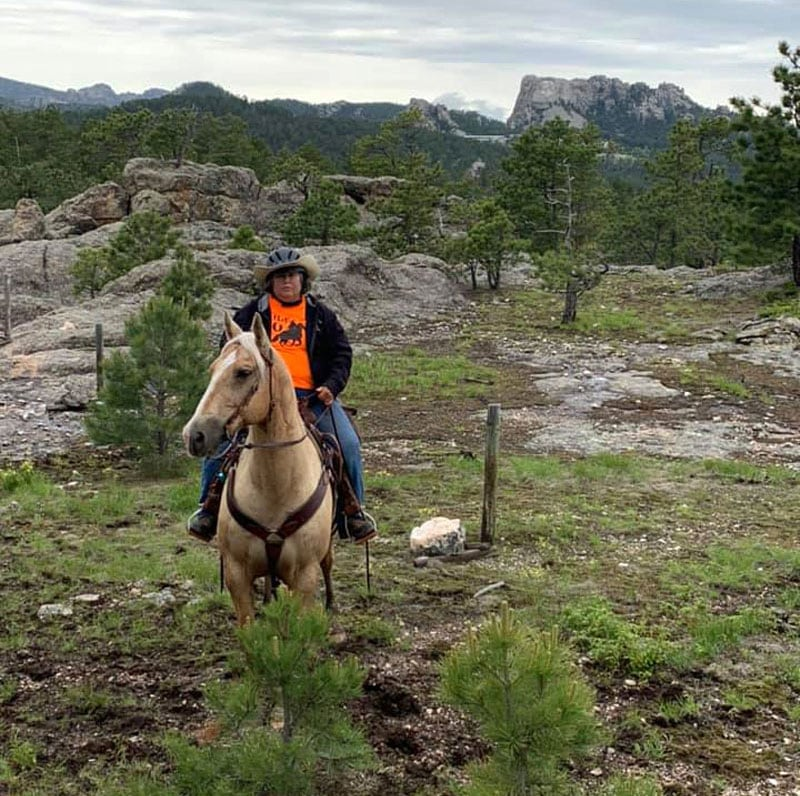 Kris Perisho Mt Rushmore View 4