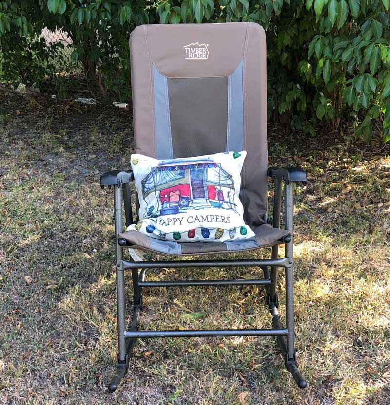 Nancy Roberts Rocking Chair