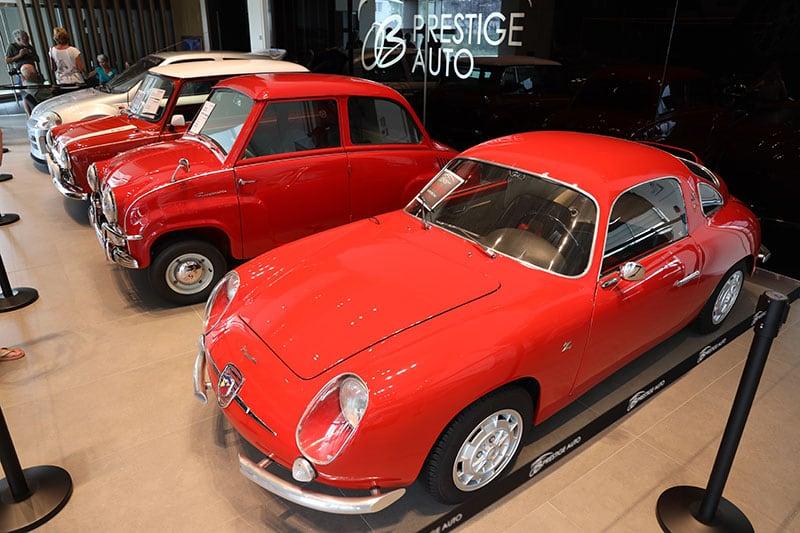 Prestige Auto Quebec Oddities