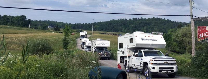 Quebec Camper Caravan