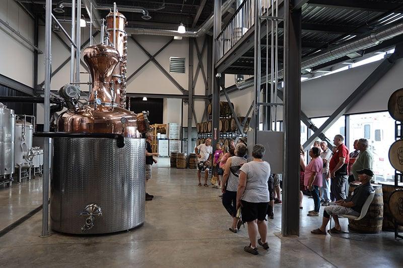 Artist Distillery Group Presentation