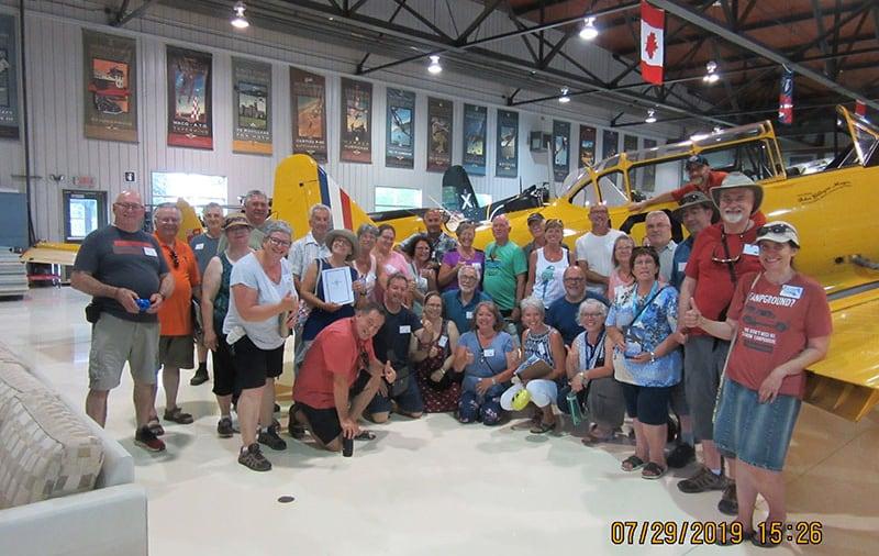 Vintage Wings of Canada Group