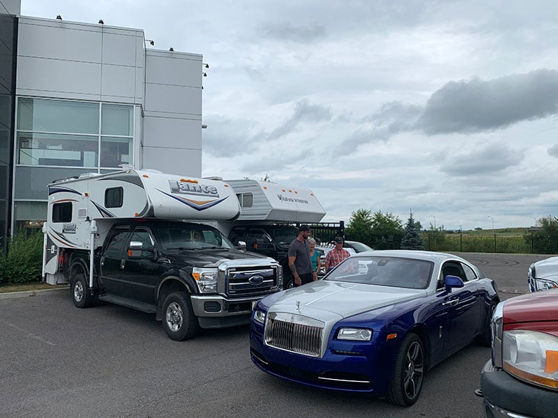 Prestige Auto Rolls Royce