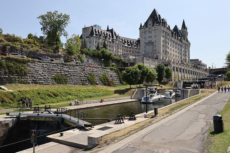 Day 5 Ottawa Locks