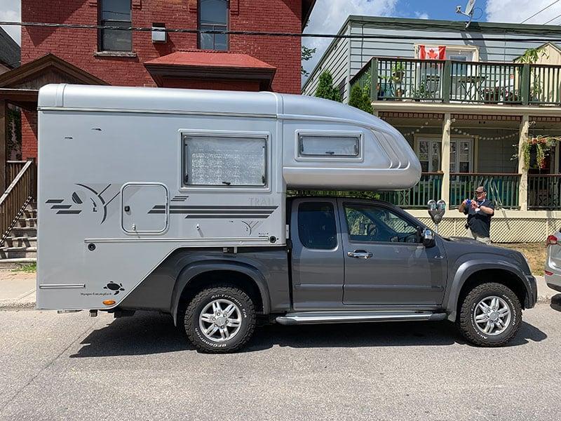 Tischer Camper In Quebec
