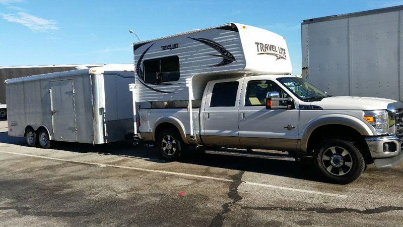 Travel Lite Towing Antique Cars