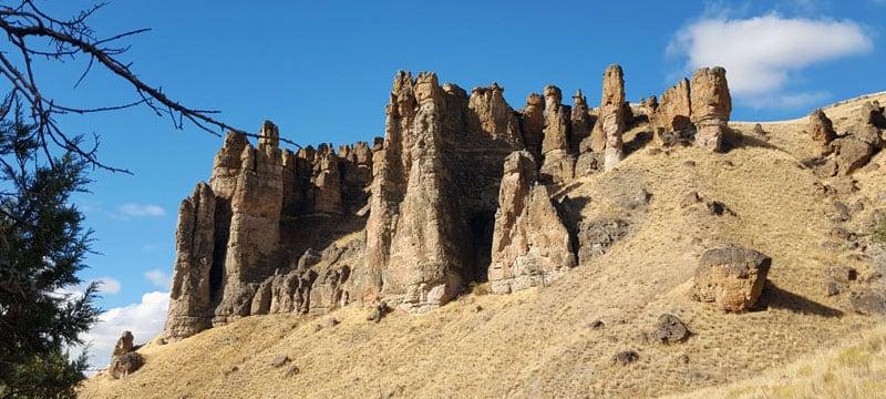 West Rock Structures