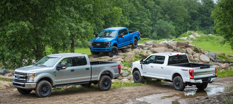 2020 Ford SuperDuty Tremor