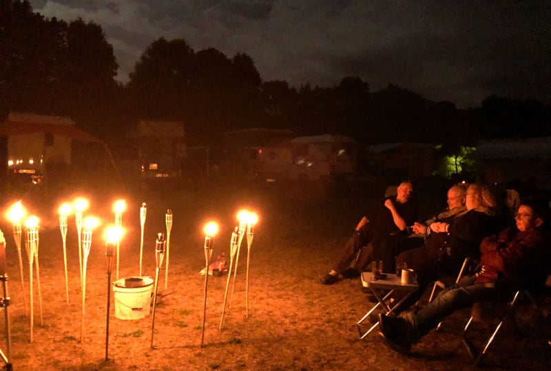 Around The Campfire Germany Camper Rally