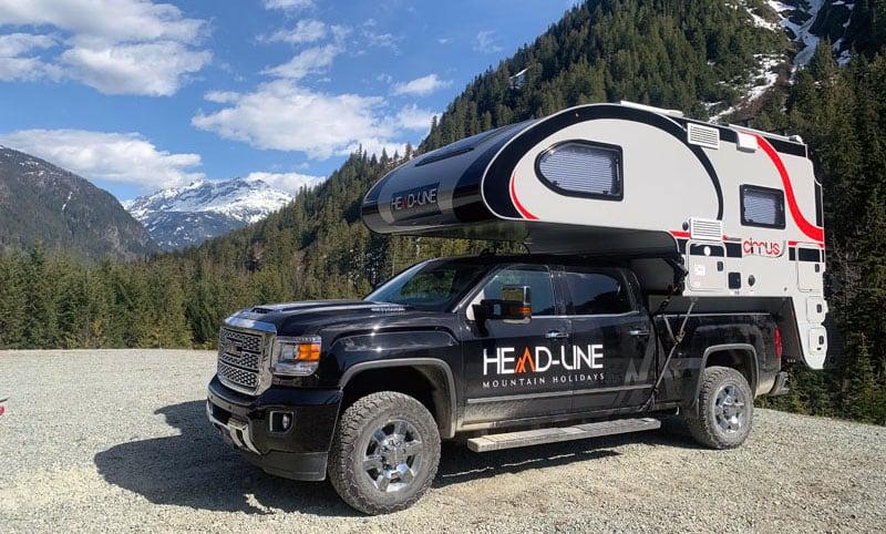 Cirrus Camper On One Ton GMC