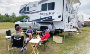 Skagit Raceway for the World of Outlaws Summer Showdown