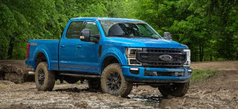 Ford SuperDuty Tremor
