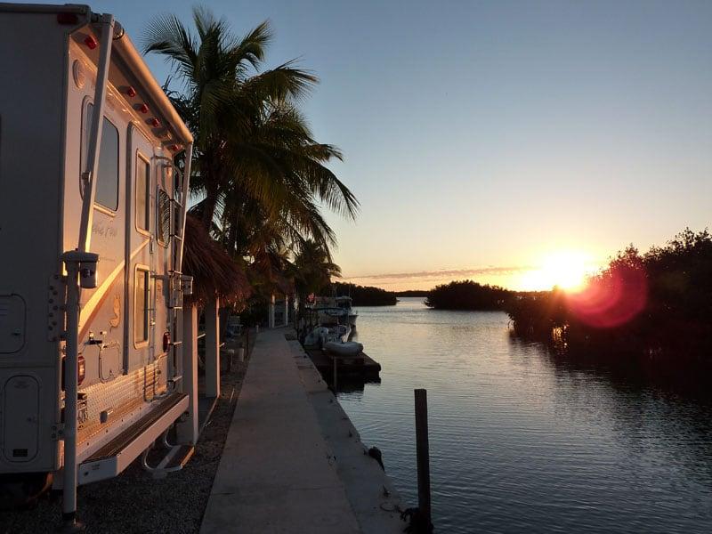 Geiger Key Marina Florida