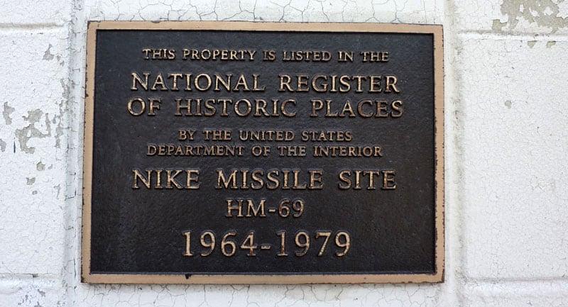 Nike Missile Site Everglades National Park