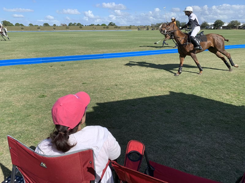 Polo Match Found In Florida