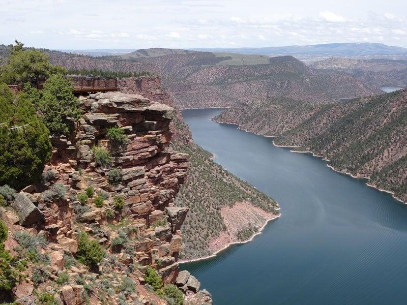 Red Canyon Rim Trail