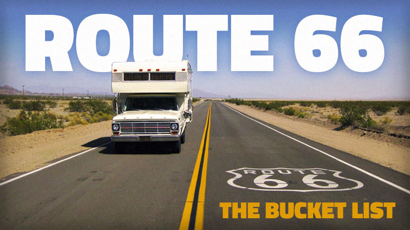 Route 66 Bucket List For Campers