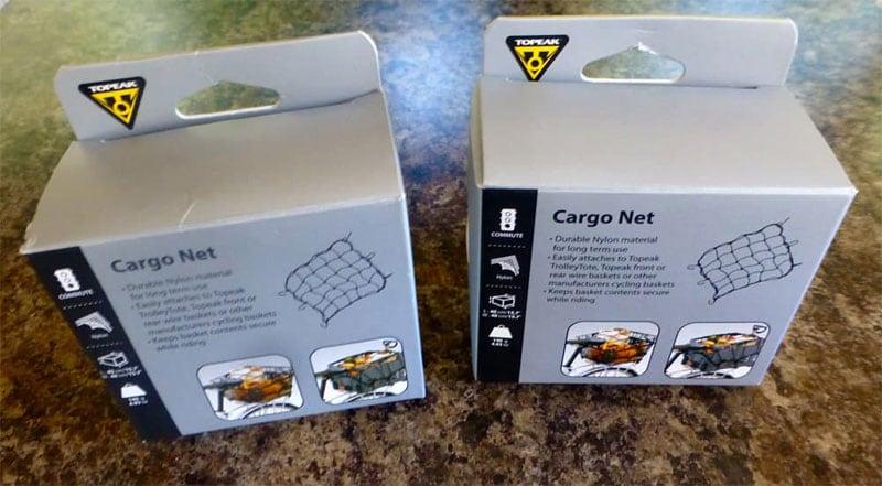Shoe Storage Cargo Nets