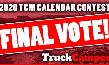 2020 Calendar Final Vote