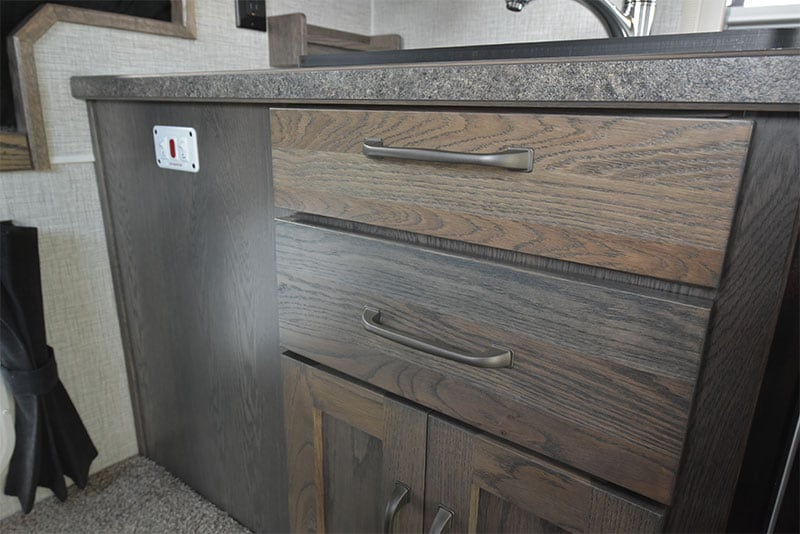 2020 Northern Lite Greystokes Cabinetry Drawers