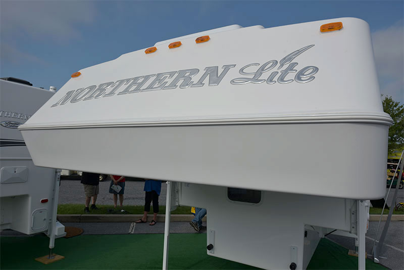 2020 Northern Lite Limited Front Nose Logo