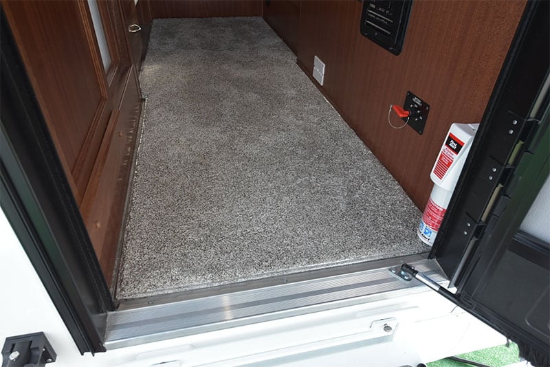 2020 Northern Lite New Carpeting