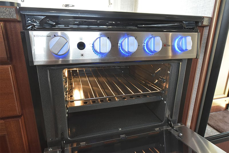 2020 Northern Lite Oven Light
