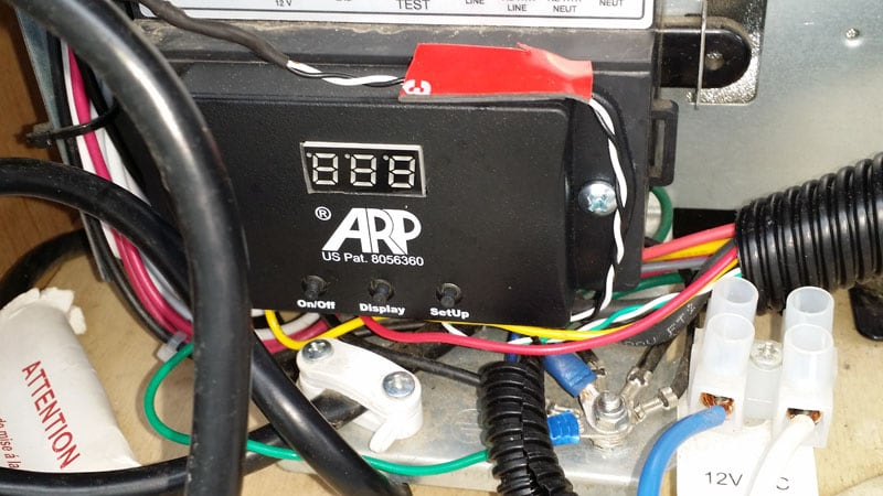 ARP Controller With Fans 2