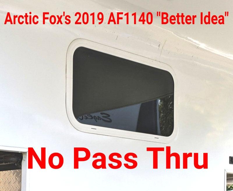 Arctic Fox 1140 Window Wishes