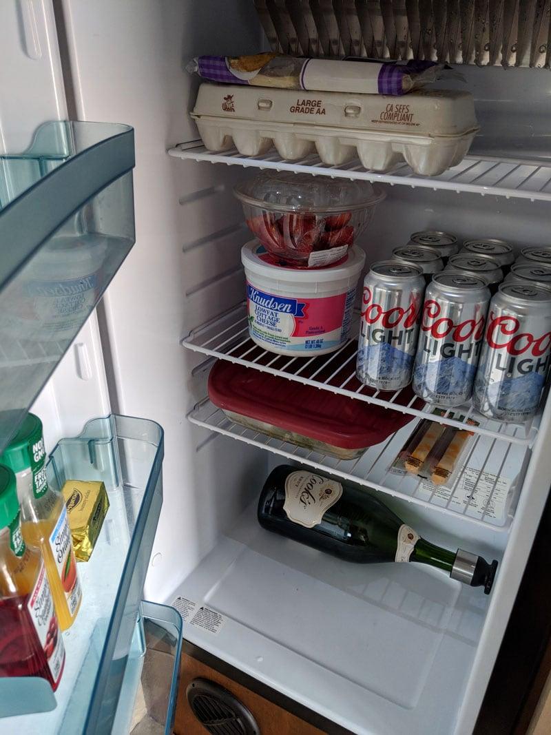 Chill The Refrigerator