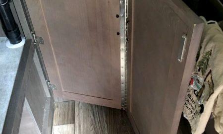 Eagle Cap Kitchen Cabinet Door Hinged